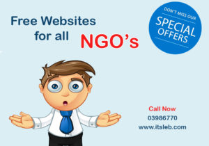 free site for ngo